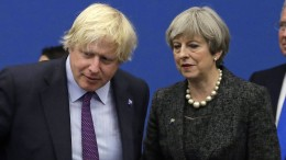 Chaostage für Theresa May