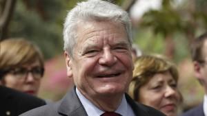 Spekulationen um zweite Amtszeit für Gauck
