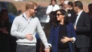 Prinz Harry und Herzogin Meghan haben einen kleinen Jungen bekommen – aber wird es auch ein kleiner Prinz?