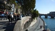 Paris wird entschleunigt