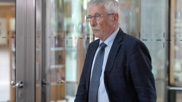 Sarrazin aus SPD ausgeschlossen