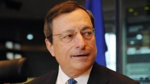 EZB wird alles tun, um den Euro zu erhalten