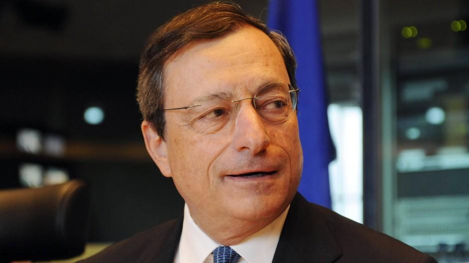 EZB-Präsident Mario Draghi