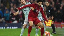 Bayern schafft Unentschieden gegen Liverpool