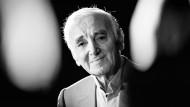 Eine Musiklegende, wie sie im Buche steht: Charles Aznavour feierte auf unterschiedlichen Gebieten Erfolge.