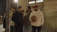 """Ausschnitt aus der ARD-Dokumentation """"Die dunkle Seite des deutschen Rap"""""""