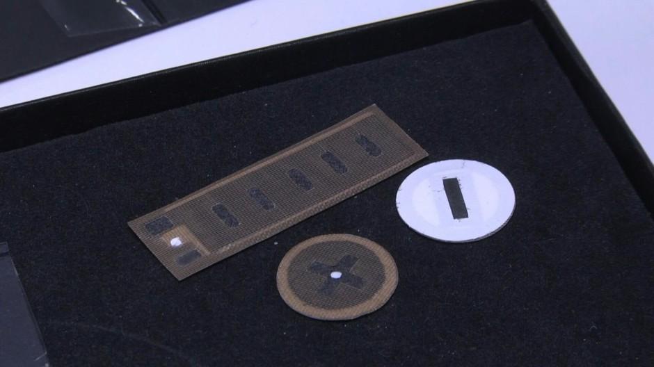 Batterien aus Papier und Zucker