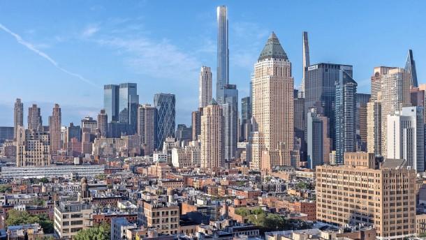 New York meldet sich zurück