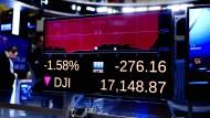 Hot Dogs: Wer nur auf die gebeutelten Werte des Dow Jones setzt, schneidet oft besser ab als der ganze Index.