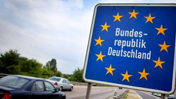 Deutschland beendet Grenzkontrollen