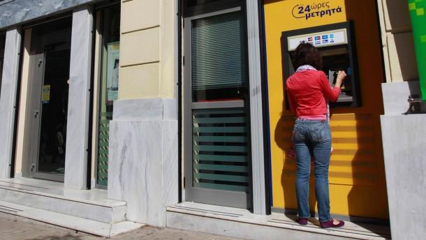 Griechen müssen sich über Konsequenzen im Klaren sein