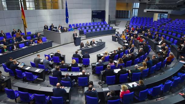 SPD will Bundestag auf 690 Mandate begrenzen