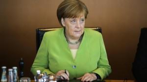 Merkel plant offenbar informelles Asyl-Treffen