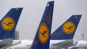 Lufthansa-Piloten streiken am Mittwoch