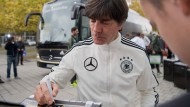 Löw bleibt angeblich bis 2020 Bundestrainer