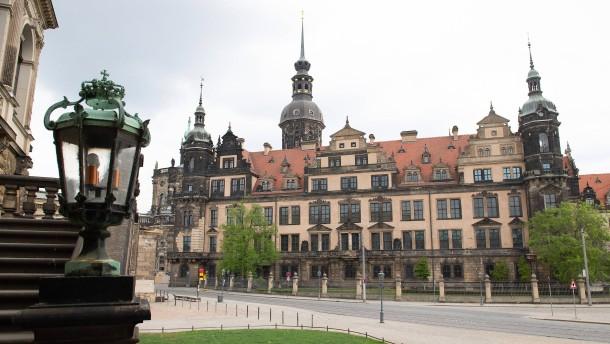 Dresdner Juwelendiebstahl – Wohnung in Berlin durchsucht