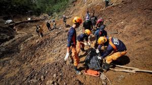 Zahl der Toten auf Philippinen steigt auf 74
