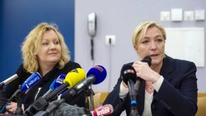 Erfolg für Front-National-Kandidatin