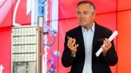 Hat Biss bewiesen: Vodafone-Deutschland-Chef Hannes Ametsreiter