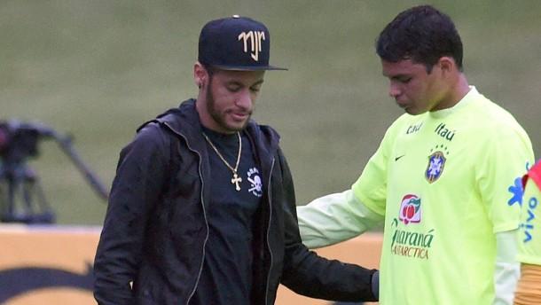 Neymar kann Zúñiga nur schwer verzeihen