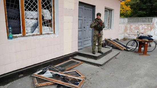 12.000 Menschen in der Ukraine evakuiert