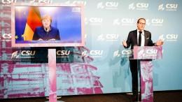 Wie sich das Verhältnis der CSU zu Merkel geändert hat