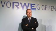 Fühlt sich RWE-Chef Peter Terium durch die Proteste gegen Braunkohle persönlich bedroht?