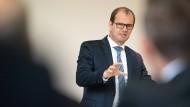 Stefan Kapferer, hier noch als Vorsitzender der BDEW-Hauptgeschäftsführung auf dem BDEW-Kongress, soll zu 50Hertz wechseln.
