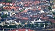 Nirgendwo sind die Mieten höher: Blick auf die bayerische Landeshauptstadt München