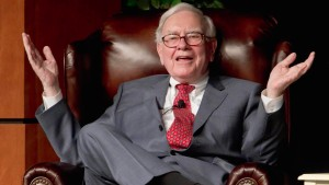 Warren Buffett nutzt die Krisen