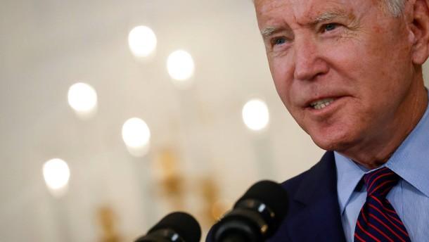 """Biden: Republikaner spielen mit US-Wirtschaft """"russisches Roulette"""""""
