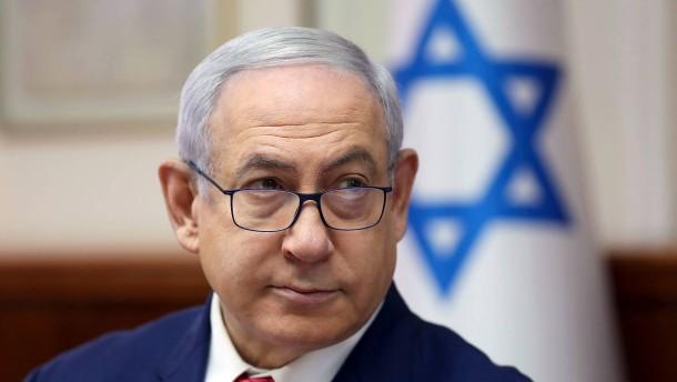 Widerstand gegen Netanjahu in Likud-Partei