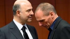 EU-Währungskommissar hält Grexit für möglich