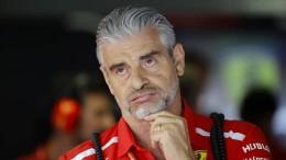 Binotto löst Arrivabene als neuen Teamchef bei Ferrari ab