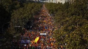 Tausende demonstrieren für Unabhängigkeit Kataloniens