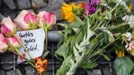 Deutschland ist bestürzt über Anschlag in Nizza