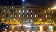 Das italienische Finanzministerium