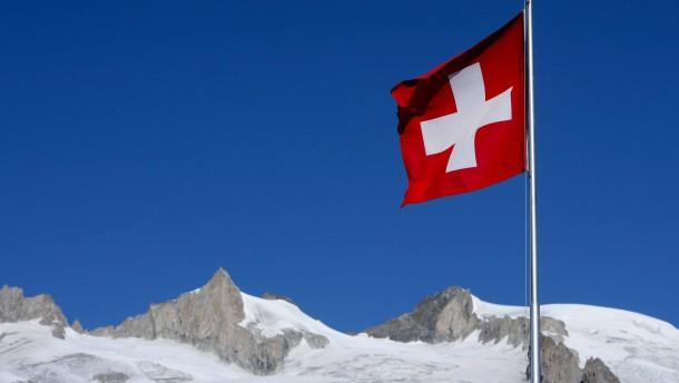 Können wir uns die Schweiz noch leisten?