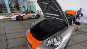 Porsche testet Elektro-Sportwagen