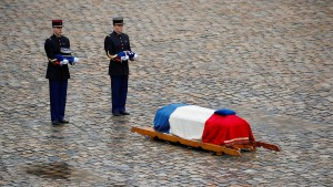 """Frankreich gedenkt des """"Helden von Trèbes"""""""