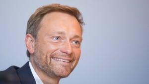 """Lindner distanziert sich von """"Jamaika""""-Bündnis"""
