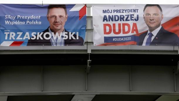 Polens zwei Gesichter