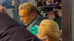 Nawalnyj in Moskau festgenommen