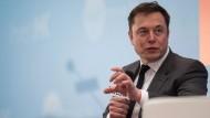 Elon Musk will elektrisches Flugzeug bauen