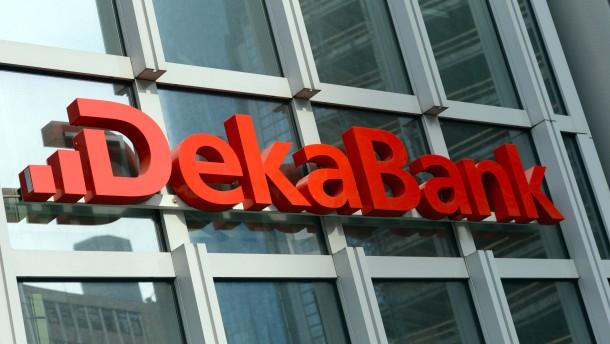 Deka bekämpft ihre Aktienfonds-Schwäche