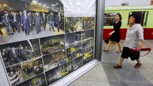 Nordkoreas Führung toleriert Gewalt gegen Frauen durch Beamte