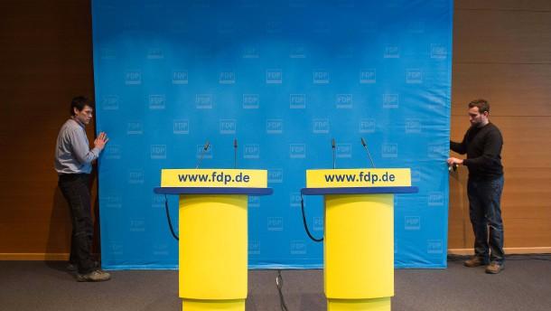 Unsichtbare FDP