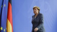 Merkel bereut voreilige Äußerung