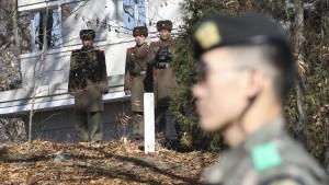 20 Schüsse an Grenze zu Nordkorea