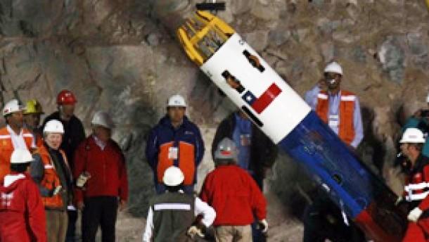 Der Minen-Einsturz war vorherzusehen